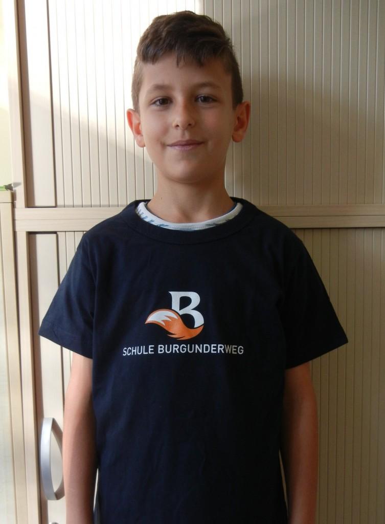 Schul T-Shirt Cagtay 4c